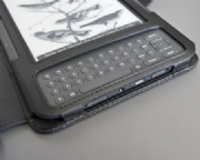 Kindle Keyboard Black Folio Case Cover